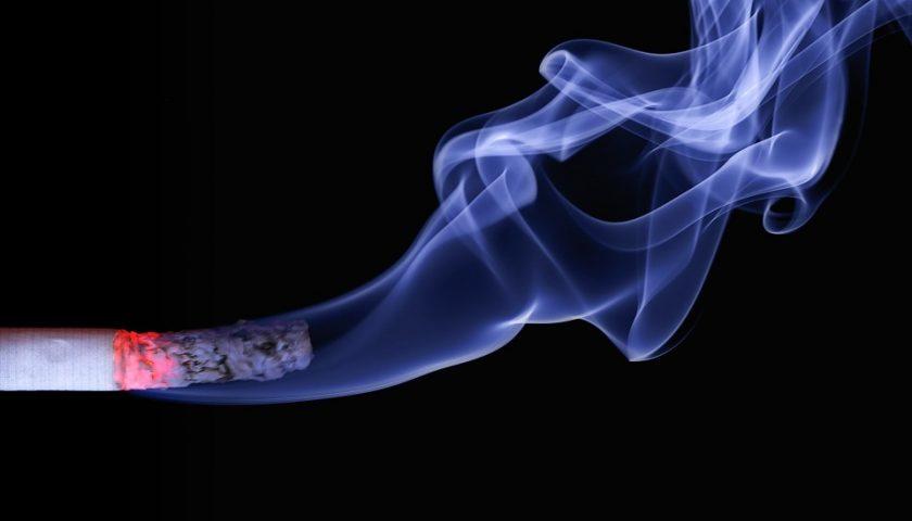Nicotine et cigarette